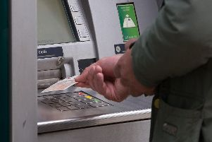 Portsmouth had 262 cash machines in February 2019 - down from 277 cash machines at the end of 2017.