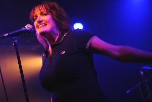 Sian Evans Kosheen at The Wedgewood Rooms, Southsea, May 11, 2019. Picture by Paul Windsor