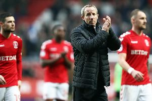 Charlton boss Lee Bowyer Picture: Bryn Lennon/Getty Images