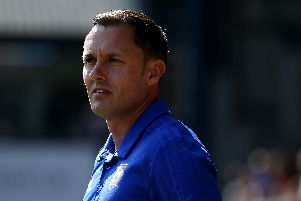 Paul Hurst has been appointed as manager of Scunthorpe United. Picture: PA