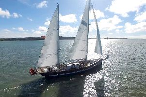 Ocean Youth Trust South yacht, Prolific