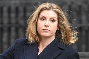 Defence Secretary Penny Mordaunt is set to announce British troops facing investigation over alleged historical offences will be granted stronger legal protections. Picture: Victoria Jones/PA Wire