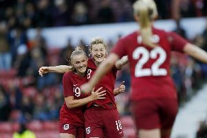 England Women will play New Zealand at the Amex Stadium, Brighton. Picture: Eddie Keogh for The FA