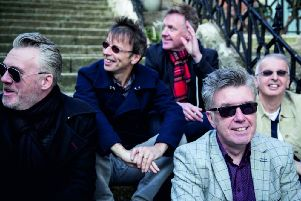 The Undertones are at Engine Rooms, Southampton, May 18 2019