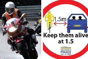 A new motorcycle and bicycle safety campaign has been launched. EMN-190522-145228001