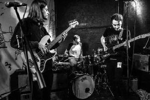 Portsmouth indie band Mammalia Blue. Picture by Mix It All Up