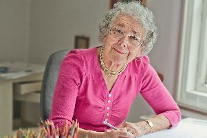 Judith Kerr, the author of Mog, has died aged 95