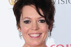 Olivia Colman Picture: Ian West/PA Wire