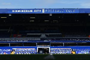 Birmingham's St Andrew's. Picture: Nathan Stirk/Getty Images