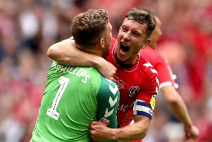 Former Pompey defender Jason Pearce would be keen on a Fratton return