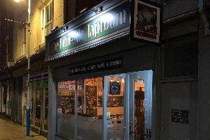 The Four Ale Tap Room in Gosport.