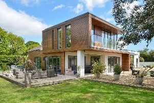 1.9 million house in Northney, Hayling Island. Picture: Fine and Country