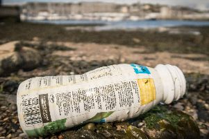 The University of Portsmouth is leading the way in the fight to tackle plastic pollution.'(Photo by Matt Cardy/Getty Images)