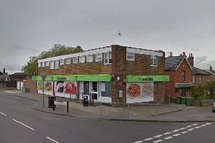 The Co-op store in Catherington Lane, Horndean. Picture: Google