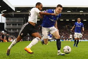 Rangers will make a last-ditch attempt to beat Pompey to defender George Edmundson. Picture: Clive Rose/Getty Images