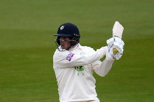 Sam Northeast will need his bowlers firing on day two at Essex. Picture: Harry Trump/Getty Images