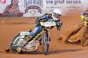 The speedway action will not take place on Tuesday night. Picture: Ian Groves/Sportography