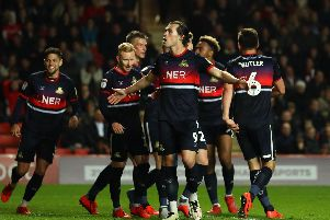 John Marquis of Doncaster Rovers (9). Picture: Bryn Lennon/Getty Images