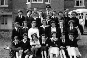 There is a 60th anniversary school reunion this coming Saturday of former Copnor schoolgirls.