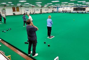 Victory Indoor Bowls Club - the club is based on Alex Way, just off Northern Parade in Portsmouth