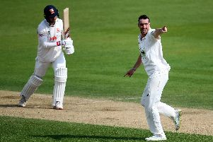 Hampshire have had a good first half of the season. Kyle Abbott & Co have got themselves into the mix in the race for the Specsavers County Championship division one title. Picture: Harry Trump/Getty Images