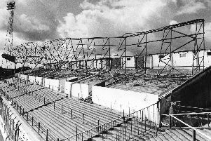 Fratton End on July 27 1988. (6690-4)