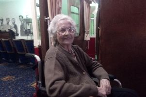Beatrice Poole, 92, is looking forward to Friday's event.