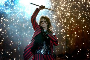Alice Cooper sang the immortal words: 'School's out for summer!'