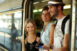 Britain will no longer be part of Interrail scheme from 2020. Picture: EURAIL