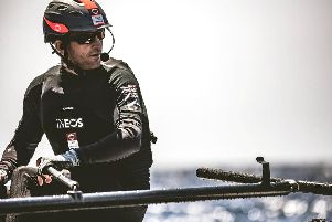Sir Ben Ainslie is among 12 top UK athletes competing for public votes after reaching the finals of this years 25th Birthday National Lottery Awards  the annual search to find the UKs favourite Lottery-funded athlete and projects