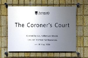 The Coroner's Court in Portsmouth'Picture: Malcolm Wells (180405-3355)