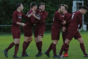 Horndean are safely through in the FA Cup following a five-star display against Camberley Town