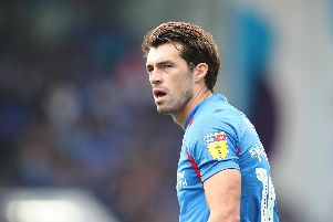 It's been a busy period for Pompey new boy John Marquis. Picture: Joe Pepler
