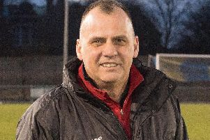 Fareham Town manager Pete Stiles