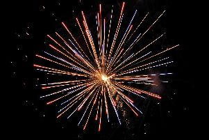 There will be a firework display for Cowes Week 2019. Picture: Sarah Standing (103756-5497)