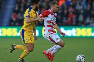 Herbie Kane was on loan at Doncaster Rovers last season