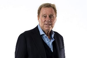 Harry Redknapp. Picture: Fontwell Racing
