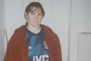 Anne Smith, 40, from Kent, has finally spoken out after being touched inappropriately by former Warblington with Emsworth priest, Simon Sayers, in London in the 1990s. She waived her anonymity after Sayers was banned from ministry in August, 2019 after having a sexual relationship with a married parishioner. This is her aged 16, when the inappropriate behaviour took place.