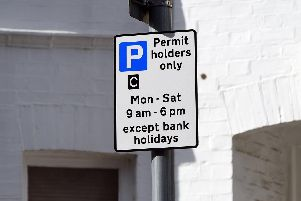 Residents with parking permits could be allowed to park in neighbouring zones if there are no spaces in their own