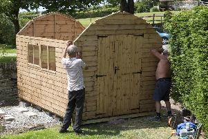 CAP: Steve Canavan's latest disaster involves a shed.