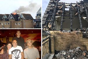 The Phillips family are planning an up to 1m project to build a two-floor penthouse in Old Portsmouth which they hope could feature on Grand Designs. It comes after their home was badly damaged in a fire in Centurion Gate, Eastney, in August 2018.