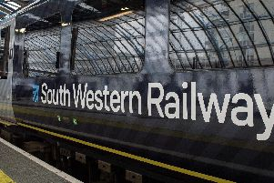 South Western Railway have announced maintenance work will take place on lines in our area this weekend. Picture: Victoria Jones/ PA Wire
