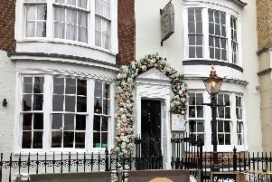 An exterior view of Becketts in Bellevue Terrace, Southsea