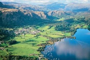 The Lake District. Steve Canavan conquered six of its fells in one day.