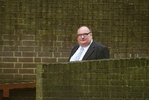 Gerald Hedges, 61, of Southwood Road, Hayling Island, at Portsmouth Crown Court before his trial began in July. Picture: Habibur Rahman