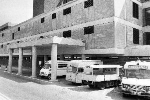 QA Hospital in October 1983