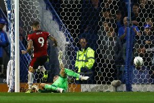 Danny Ings doubles Southampton's lead at Fratton Park