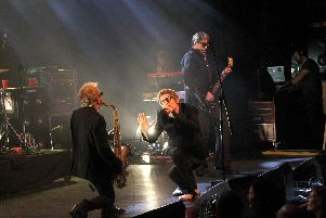 The Psychedelic Furs playing live