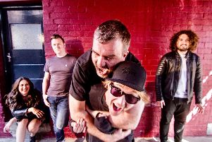 Sheffield-based band Reverend and The Makers took The Wedgewood Rooms by storm
