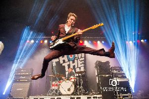 From The Jam will be at the Pyramids Centre, Southsea.